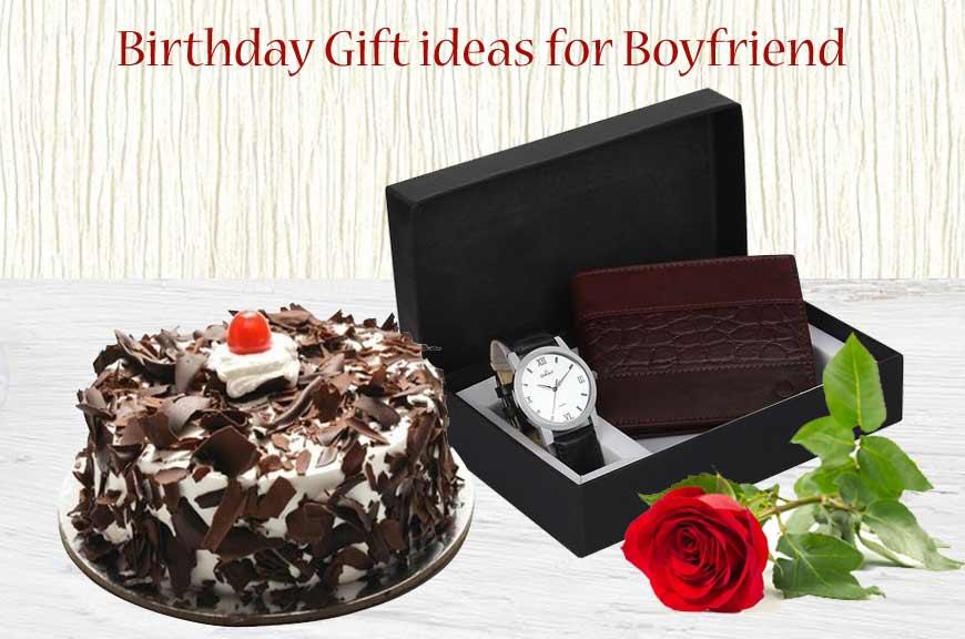 Best Birthday Gift Ideas For Boyfriend Kolkataonlineflorists Com