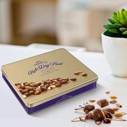 Cadburys Celebration Rich Dry Fruits Collection Tin to Burdwan