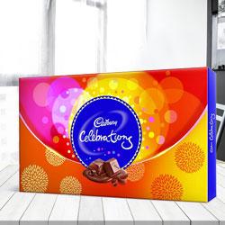 Big Cadbury Celebration (198 gms) to Garia