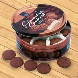 Danish Chocolate Cookies to Jalpaiguri
