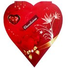Red Heart Shape Pack of Assorted Homemade Chocolates to South 24 parganas