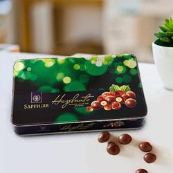 Lip-Smacking Sapphire Hazelnuts Chocolates with a Lovely Mood to Garia