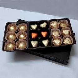 Luxurious My Love My Homemade Chocolates Box to Siliguri