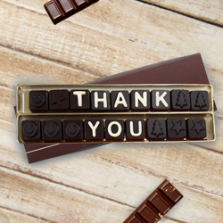 Say Sorry with a Homemade Chocolate to Puruliya