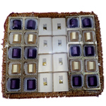Decorative Tray of Handmade Chocolates (28 pcs.) to Siliguri