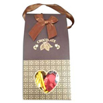 12 pcs Mouth-Watering Homemade Chocolates in a Bag to Garia