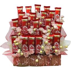 Gratifying Nestle Kitkat Surprise to Bakura