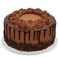 Luscious Chocolate Cake from Taj or 5 Star Hotel bakery to Murshidabad