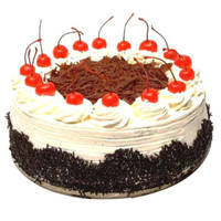 Scrumptious Black Forest Cake to Garia