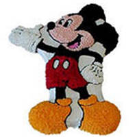 Amazing Mickey Cake for little ones to South 24 parganas