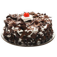 Delicious 4.4 Lbs Black Forest Cake to Madhyamgram