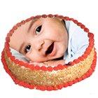 Indulgence-of-Imagination 1 Kg Butterscotch Photo Cake to Burdwan