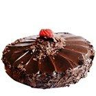 Dream-of-Delicacy 1/2 Kg Eggless Chocolate Cake to Dumdum