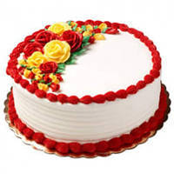 Luscious Relaxation 1 lb Vanilla Cake to Birati