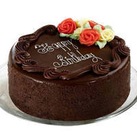 Marvelous Chocolate Cake to Garia