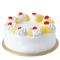 Enticing Vanilla Cake to Murshidabad