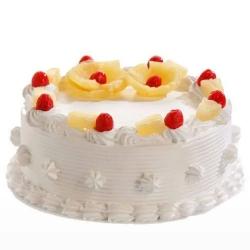 Luscious Pineapple Cake to Murshidabad