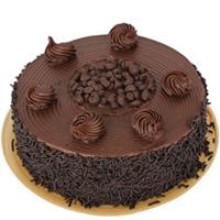 Anniversary Luscious Chocolate Cake to Cooch behar