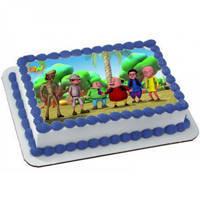 Soft  n  Tasty Motu Patlu Cake to Cooch behar