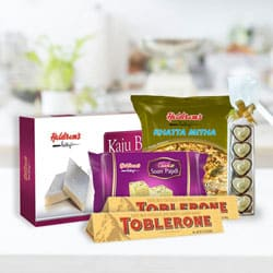 Haldirams Gladness Assortment to Behala