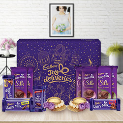 Assorted Dairy Delight Gift Set to Behala