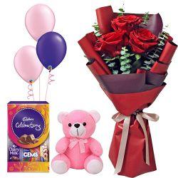 Pure Bliss Classic Combo Gift Set to Birati