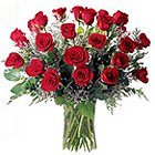 Magical Touch Big Bouquet of 40 Red and White Roses to Howrah