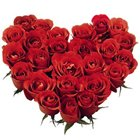 Sweet Perfection Heart Shaped 30 Red Roses Bouquet to Salt lake