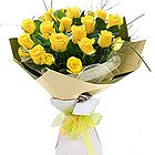 Regal Blessing Yellow Roses Assorted Bundle to Howrah
