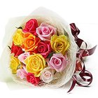 Elegant Always Closed to My Heart Roses Premium Bouquet to Hooghly