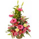 Brilliant Luxury Collection Flowers Premium Arrangement to Hooghly