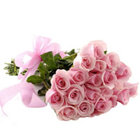 Amazing Pink Color Roses Bouquet  to North 24 parganas