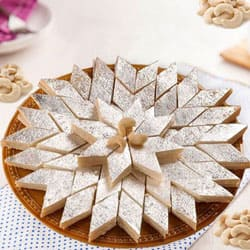 Lip-smacking Kaju Katli from Haldiram to Hooghly