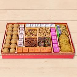 Haldirams Augmenting Weakness Milk Cake Sweets Box to North 24 parganas