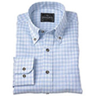 Check Shirt in Light Shade from 4Forty