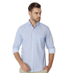 Light-Blue Shirt from from the Famous Brand Peter England