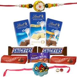 Delightful Festive Bonanza of Chocolate Collection