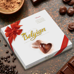 Indulgent Belgian Chocolates