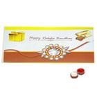 Amazing Box of Chocolates with Rakhi