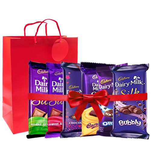 Memorable Cadbury Dairy Milk Savory Souvenir