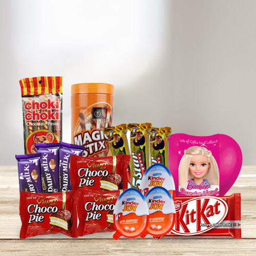 Alluring Endeavor of Choco Delight