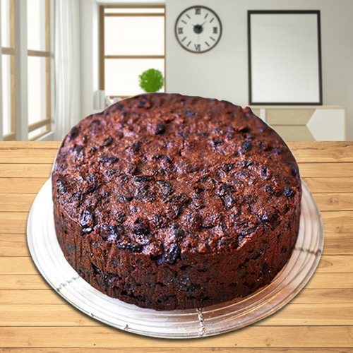 Deliver Plum Cake Online from Taj or 5 Star Bakery