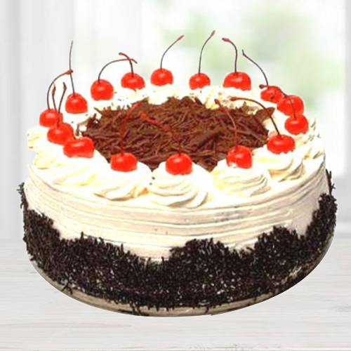 Tasty Black Forest Cake