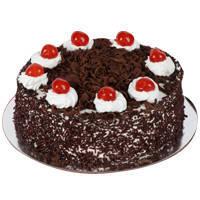 Chocolaty Extravaganza Black Forest Cake
