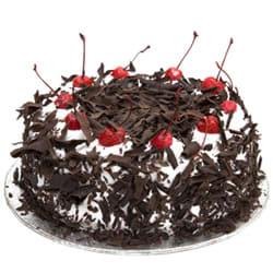 Buy Online Eggless Black Forest Cake
