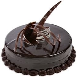 Gift Online Eggless Truffle Cake