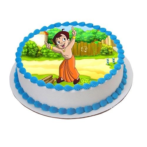 Celebration Wonder Chota Bheem Cake