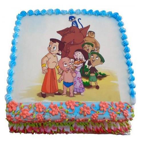 Shop Online Chota Bheem Cake