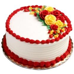 Tempting Delicacy 1 Lb Vanilla Cake