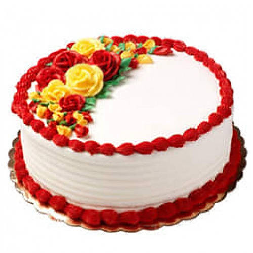 Gift Online Vanilla Cake
